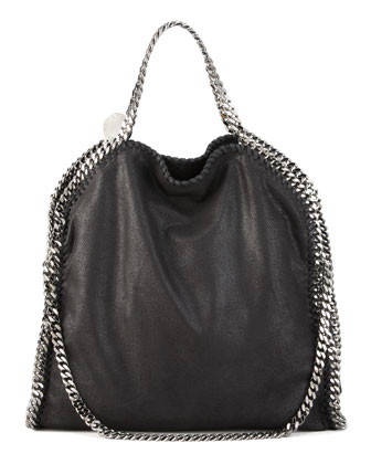 Fold-Over Falabella, Black