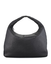 Bottega Veneta Maxi Veneta Hobo Bag