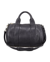 Alexander Wang Rocco Stud-Bottom Duffel Bag