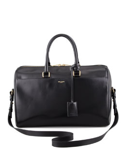 Saint Laurent Duffle 12, Black