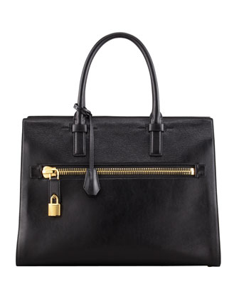 Charlotte Zip Pocket Tote