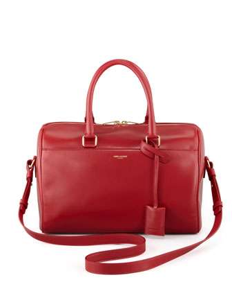 Duffel Saint Laurent Bag, Red