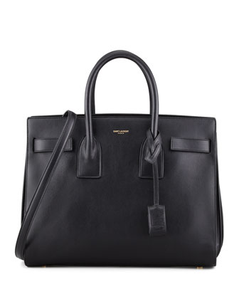 Sac De Jour Small Carryall Bag, Black