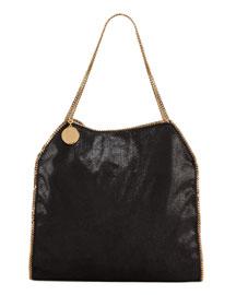 Shaggy Deer Falabella Bag, Black