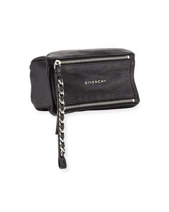 Pandora Sugar Wristlet Bag, Black