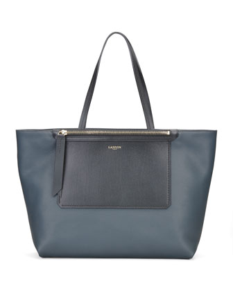 New Easy Shopper Bag, Cobalt