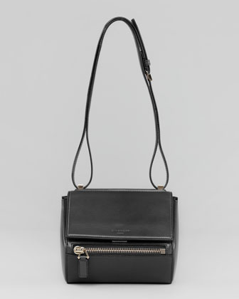 Pandora Mini Box Bag, Black