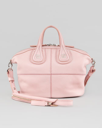 Nightingale Mini Sugar Crossbody Bag, Light Pink