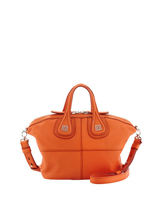 Nightingale Mini Sugar Crossbody Bag, Orange