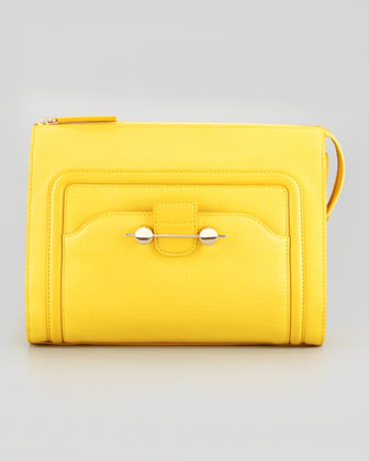 Daphne 2 Clutch, Yellow
