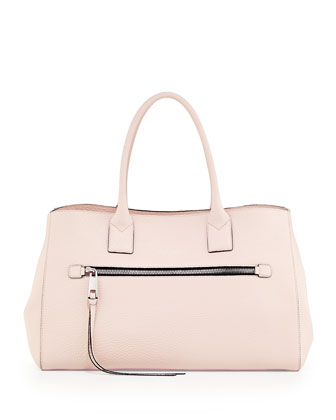 The Big Big Apple Tote Bag, Ivory