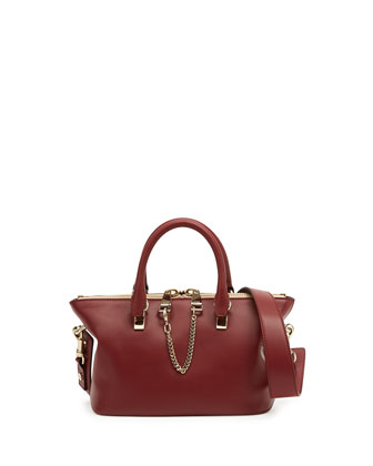 Baylee Mini Shoulder Bag, Red/Purple