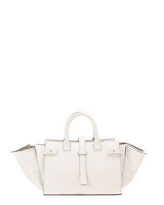 Parigi Classic Duffel Bag, White