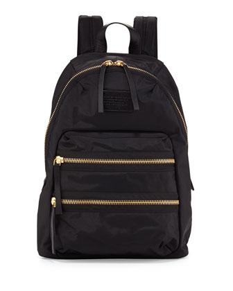 Domo Arigato Packrat Backpack, Black