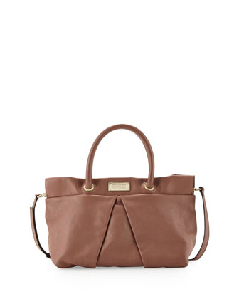 MARChive Leather Tote Bag, Woodland