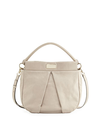 MARChive Hilli Hobo Bag, Pale Taupe
