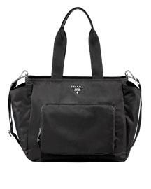Baby Bag, Black (Nero)