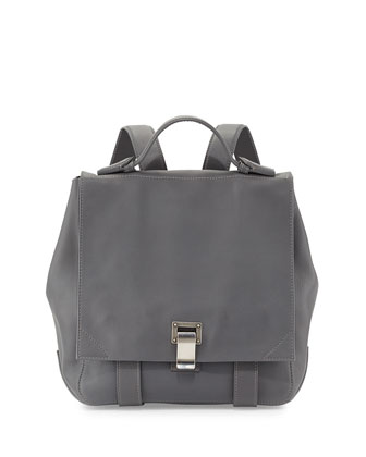 PS Courier Small Backpack, Gray