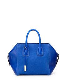 Beckett Boston Shopper Tote Bag, Blue
