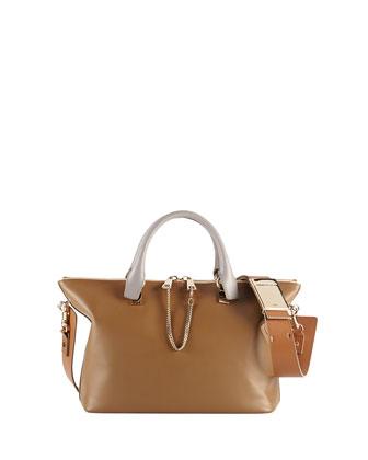 Baylee Shoulder Bag, Khaki