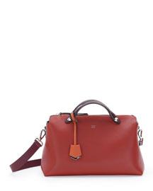 By The Way Medium Tricolor Satchel Bag
