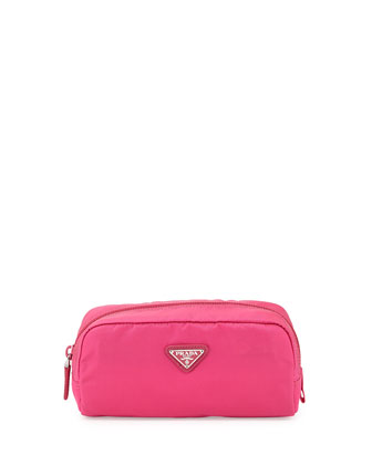 Vela Cosmetic Case, Pink (Fuxia)