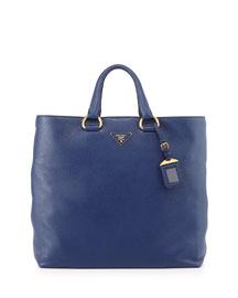 Daino Tote Bag, Ink Blue (Inchiostro)