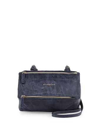 Pandora Mini Pepe Crossbody Bag, Blue