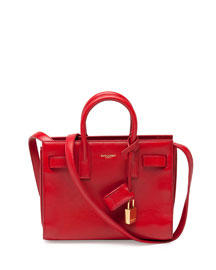 Sac de Jour Nano Crossbody Bag, Red