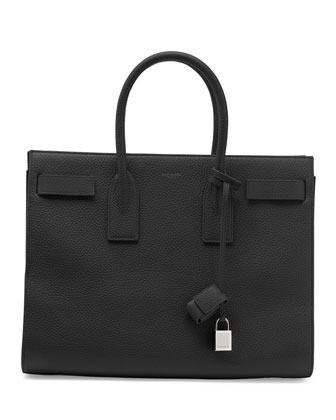 Sac de Jour Medium Tote Bag, Black