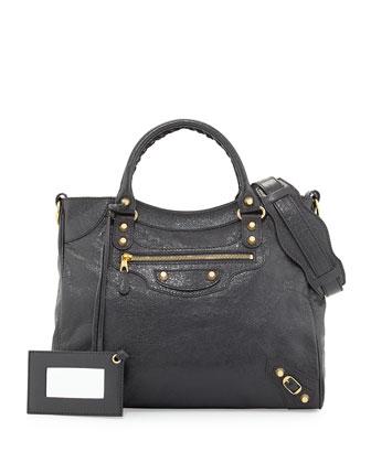 Giant 12 Golden Velo Bag, Dark Gray