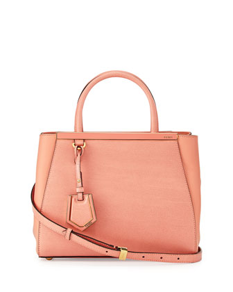 2Jours Mini Shopping Tote, Pink