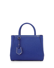 2Jours Mini Shopping Tote, Cobalt Blue
