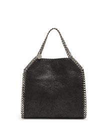Falabella Mini Tote Bag, Black