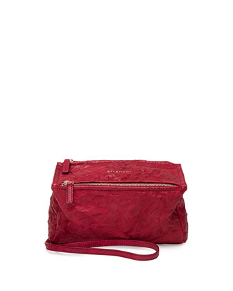 Pandora Mini Pepe Shoulder Bag, Cherry