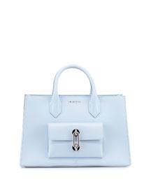 AJ XS Tote Bag, Blue