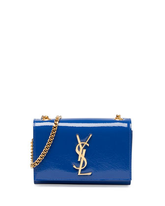 Monogramme Small Crossbody Bag, Blue
