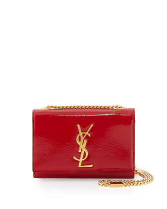 Monogramme Small Crossbody Bag, Red