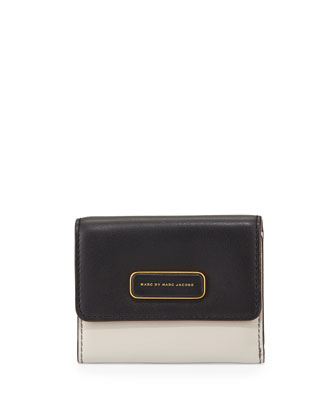 Ligero New Billfold, Black/Multi