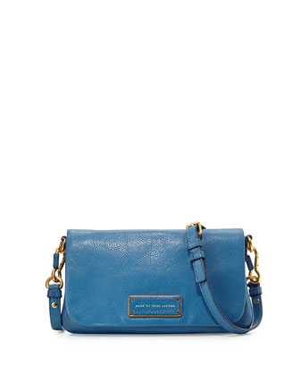 Too Hot to Handle Percy Crossbody Bag, Bluestone