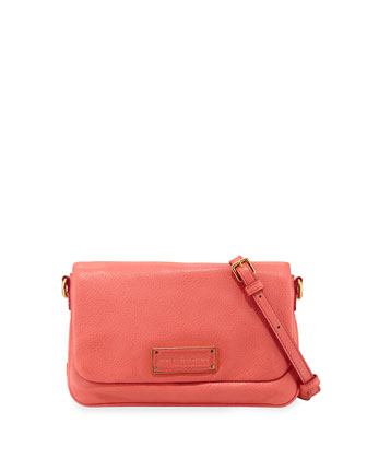 Too Hot to Handle Percy Shoulder Bag, Rose Bush