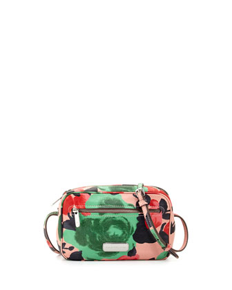 Sally Jerrie Rose Crossbody Bag