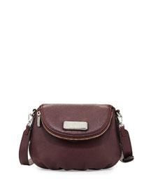 New Q Natasha Mini Crossbody Bag, Cardamom