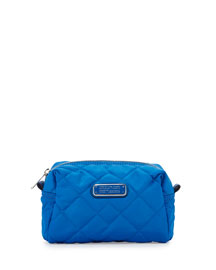 Crosby Quilted Large Cosmetics Case, Salton Sea