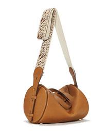 Drum Bag 10 w/Beaded Strap, Copper