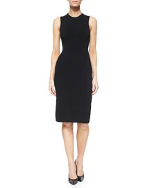 Tiverton Lace-Up Back Sheath Dress