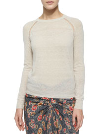 Foty Raglan-Sleeve Sweater