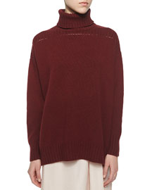 Marston Chunky Turtleneck Sweater
