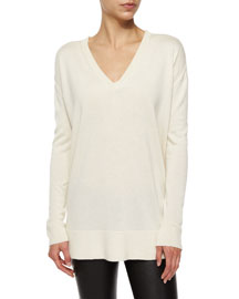 Amherst Knit V-Neck Sweater