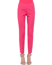 Melissa Techno Cotton Pants, Rose